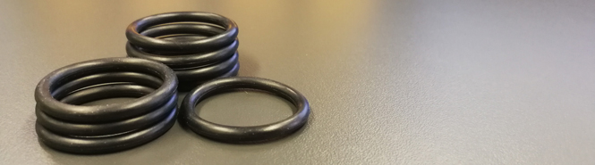 Neoprene O-rings;