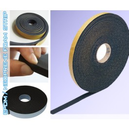 Neoprene / EPDM Foam Strips