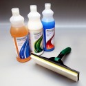 Polymax Floor Care Kit Satin 1 ltr bottles and Applicator