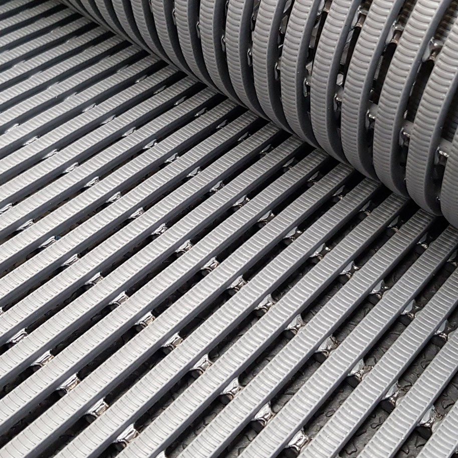 HERONRIB Pool Matting Grey 1000mm Wide x 10mm