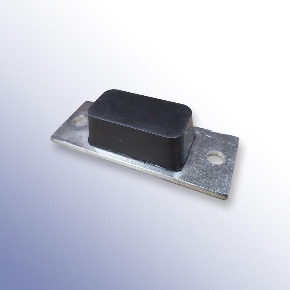 Steel Tipper Pad 84L x 32W x 19H