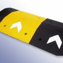 Arrow Speed Bumps at Polymax